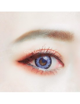 Fantasy Grey Unicorn Crazy Cosplay Contact Lenses