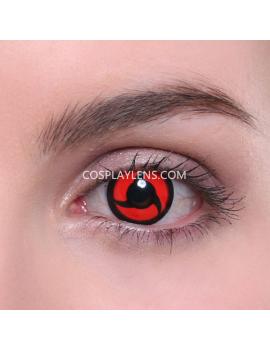 Sharingan Mangekyou Red Unicorn Crazy Cosplay Contact Lenses