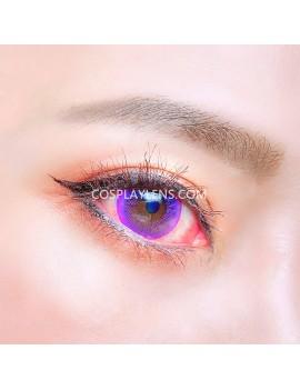 Natural Purple Unicorn Premium Coloured Contact Lenses 14.0mm