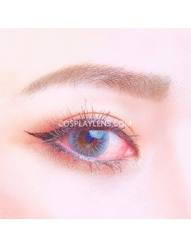 Natural Grey Unicorn Premium Coloured Contact Lenses 14.0mm
