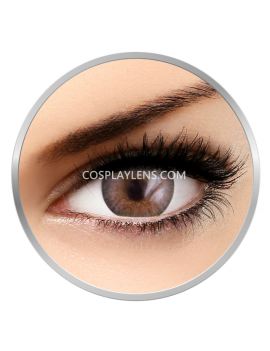 Natural Crystal Grey Coloured Contact Lenses