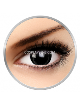 Big Eye Natural Defined Black Coloured Contact Lenses
