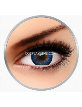 Natural Enchanter Blue Coloured Contact Lenses