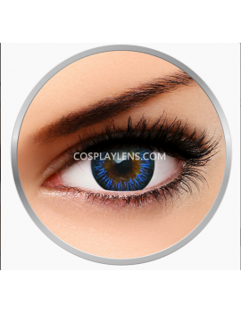 Natural Enchanter Blue Coloured Contact Lenses