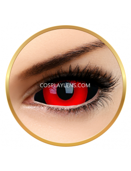 Tokyo Ghoul Sclera 22mm Crazy Cosplay Contact Lenses