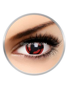Kakashi Sharingan Naruto Crazy Cosplay Contact Lenses