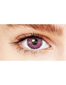Natural Fairy Purple Unicorn Coloured Contact Lenses 14.5mm