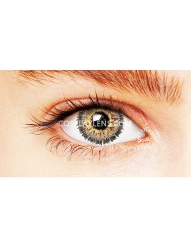 Natural Fairy Grey Unicorn Coloured Contact Lenses 14.5mm