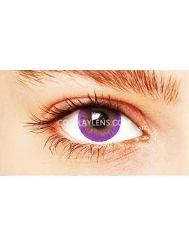 Natural Purple Unicorn Coloured Contact Lenses 14.0mm