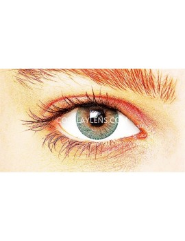 Natural Grey Coloured Contact Lenses 14.5mm