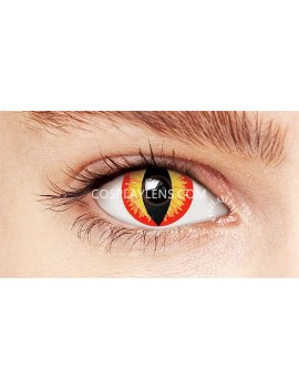 Dragon Cat Eye Crazy Cosplay Contact Lenses