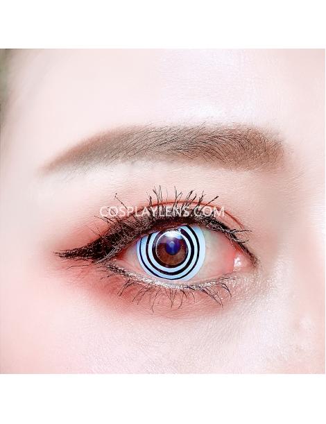 Reninegan Spiral Unicorn Crazy Cosplay Contact Lenses