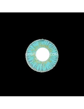 Ocean Aqua Natural Unicorn Coloured Contact Lenses 14.5mm