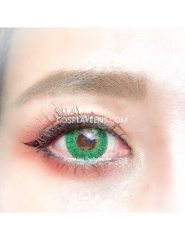 Ocean Green Natural Coloured Unicorn Contact Lenses 14.5mm