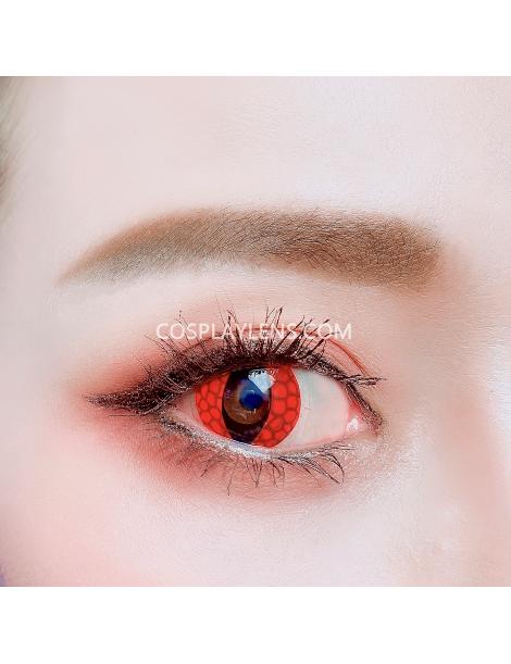 Snake Eye Unicorn Crazy Cosplay Contact Lenses