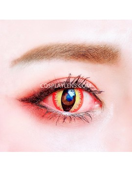 Dragon Cat Eye Unicorn Crazy Cosplay Contact Lenses