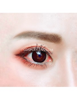 Halloween Black Unicorn Crazy Cosplay Contact Lenses