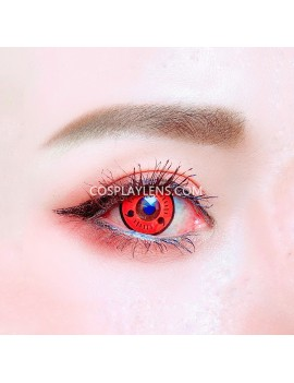 Sharingan Original Unicorn Crazy Cosplay Contact Lenses 14.5mm